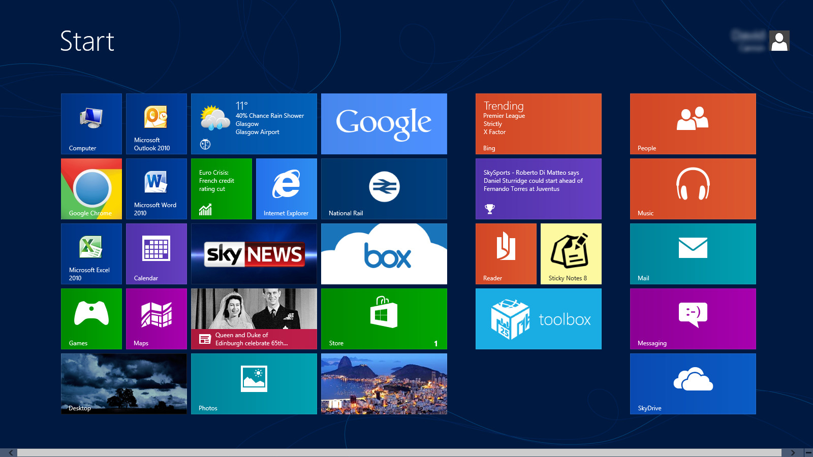 Windows 8 Plan B – Back to the Future